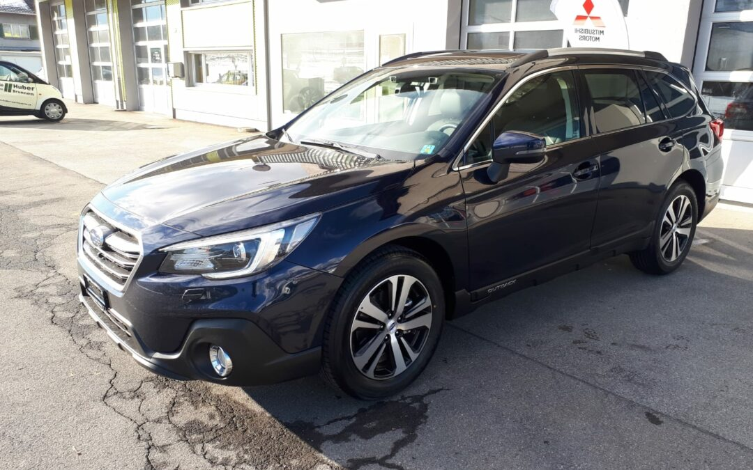 Subaru Outback 2.5 Luxury